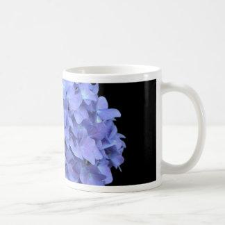 Hydrengea Classic White Coffee Mug