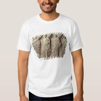 Hydria carriers from the North Frieze T-shirt