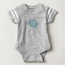 Hydro Brain Baby Bodysuit