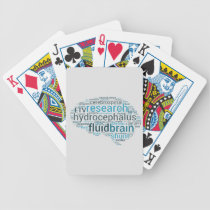 Hydro Brain Bicycle Playing Cards