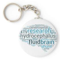 Hydro Brain Keychain