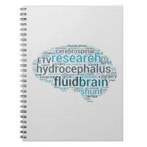 Hydro Brain Notebook