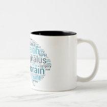 Hydro Brain Two-Tone Coffee Mug