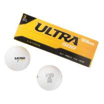 Hydro Dad Golf Balls