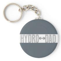 Hydro Dad Keychain