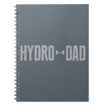 Hydro Dad Notebook