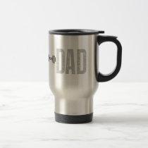 Hydro Dad Travel Mug
