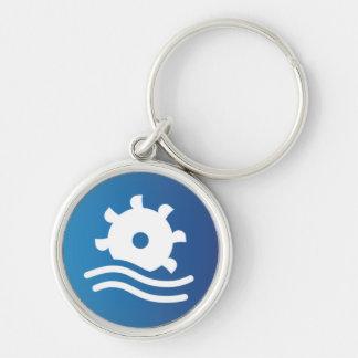 Hydro keychain