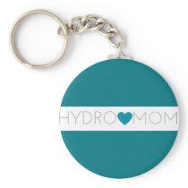 Hydro Mom Keychain