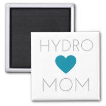 Hydro Mom Magnet