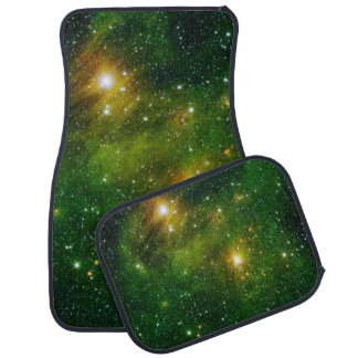 HYDROCARBONS IN SPACE CAR MAT