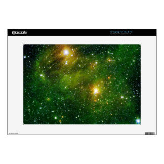 HYDROCARBONS IN SPACE LAPTOP SKINS