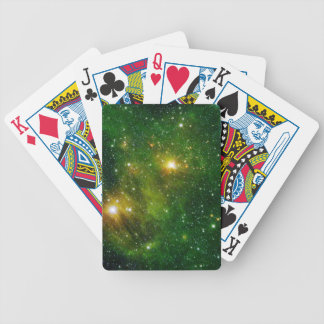 HYDROCARBONS IN SPACE CARD DECKS
