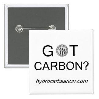 Hydrocarbsanon Got Carbon? Button