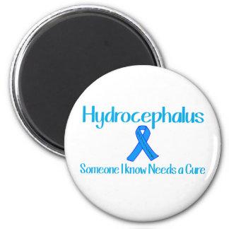 Hydrocephalus 2 Inch Round Magnet