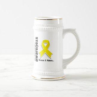 Hydrocephalus Awareness 5 18 Oz Beer Stein
