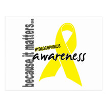 Hydrocephalus Awareness Postcard