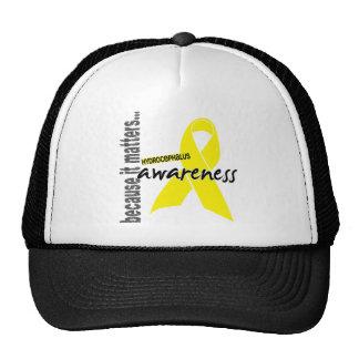 Hydrocephalus Awareness Trucker Hat