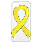 Hydrocephalus Yellow Ribbon 3 iPhone 5C Cases
