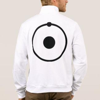 Hydrogen Atom Symbol Jacket