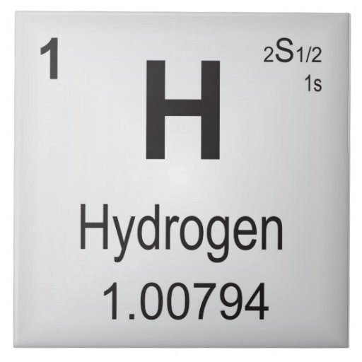 Hydrogen images reverse search - Hydrogen on the periodic table ...