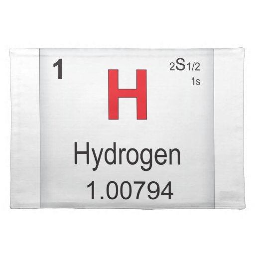 Hydrogen Individual Element Of The Periodic Table