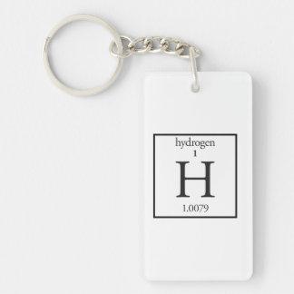 Hydrogen Keychain