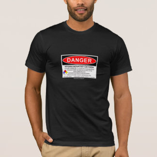 Hydrogenated Oxygen shirt 1