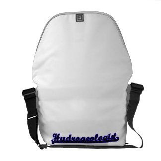 Hydrogeologist Classic Job Design Courier Bag