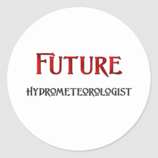Hydrometeorologist futuro pegatinas