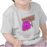 Hydropincs - crecimiento del futuro camisetas