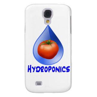 Hydroponic Tomato water drop design logo Galaxy S4 Cover