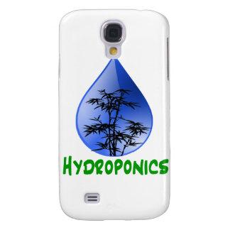 Hydroponics design-black bamboo samsung galaxy s4 case