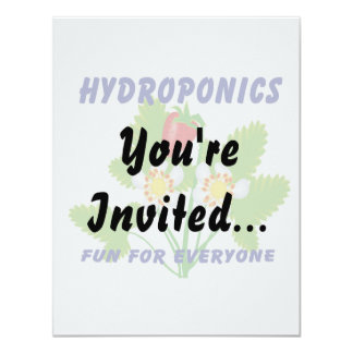 Hydroponics Fun For Everyone Strawberries Card