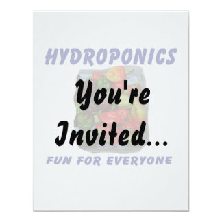 Hydroponics Fun Hot Pepper Pile Canvas Filter Card