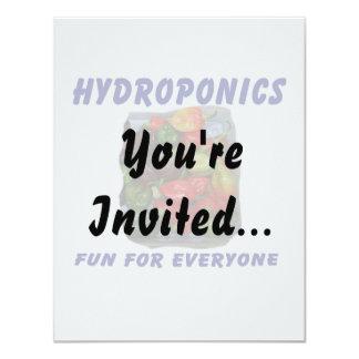 Hydroponics Fun Hot Pepper Pile Canvas Filter Card