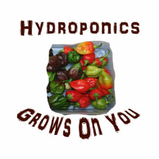 Hydroponics Grows On You Canvas Peppers Photo Cutout
