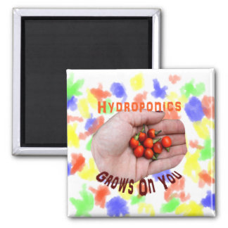 Hydroponics Grows on you Cascabel Pepper Magnet