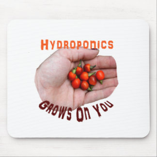 Hydroponics Grows on you Cascabel Pepper Mouse Pad