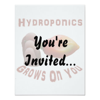 Hydroponics Grows On You habanero fingers Card
