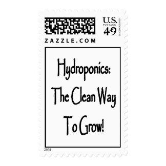 Hydroponics Stamps