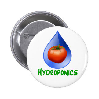 Hydroponics-Tomato, Green Text, Blue drop Button
