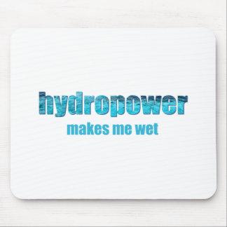Hydropower Wet! Mousepad