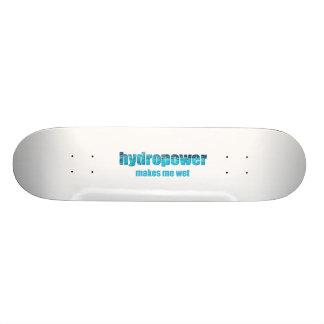 Hydropower Wet! Skateboard