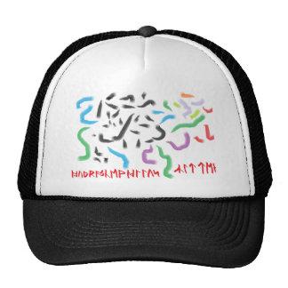 hydrosepilus kitten trucker hat