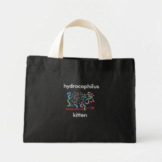 hydrosepilus mini tote bag