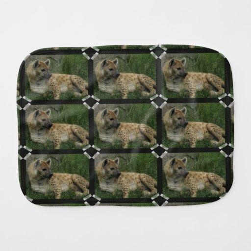 hyena-20.jpg burp cloths