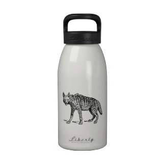 Hyena Botellas De Agua Reutilizables