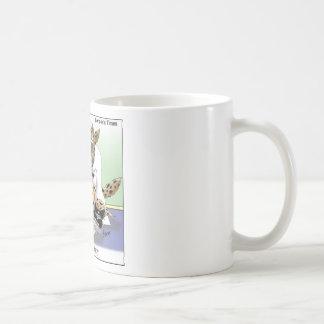 Hyena Dentistry Funny Gifts, Tees & Collectibles Coffee Mug