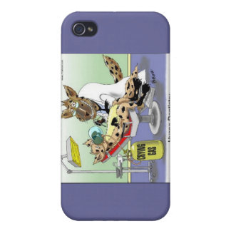 Hyena Dentistry Gifts Mugs Cards Etc iPhone 4/4S Cover